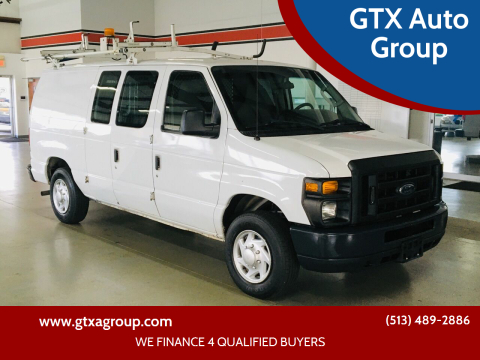 2012 Ford E-Series Cargo for sale at GTX Auto Group in West Chester OH