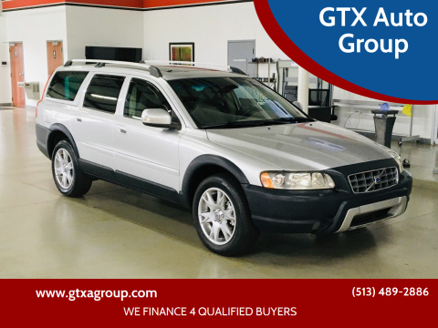 2007 Volvo XC70 for sale at GTX Auto Group in West Chester OH