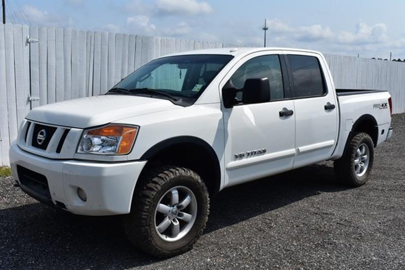 2012 Nissan Titan For Sale At Bestway Auto Brokers In Panama City FL