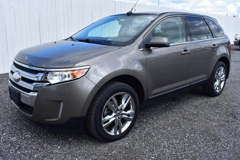 Ford Edge For Sale At Bestway Auto Brokers In Panama City Fl