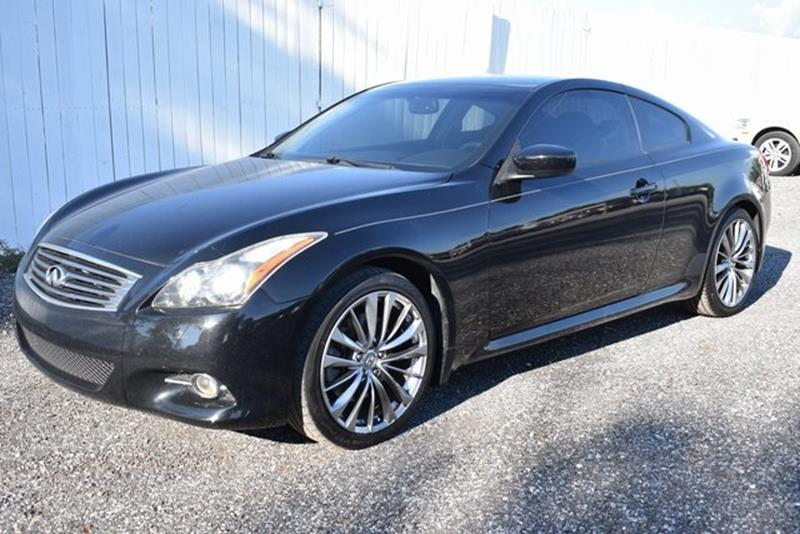 2011 Infiniti G37 Coupe In Panama City Fl Bestway Auto Brokers