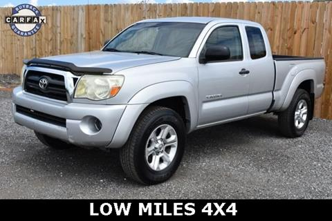 2008 Toyota Tacoma For Sale >> 2008 Toyota Tacoma For Sale In Panama City Fl
