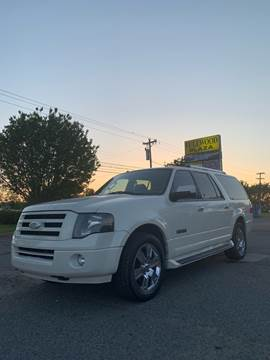 2007 Ford Expedition EL for sale in Matthews, NC