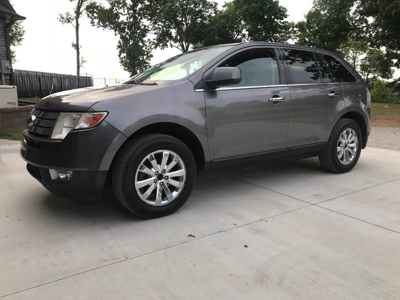 Ford Edge For Sale At Gt Motors In Fort Smith Ar