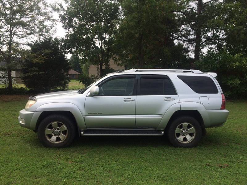 2003 Toyota 4Runner For Sale At GT Motors In Fort Smith AR