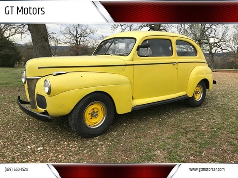 1941 Ford Super Deluxe for sale in Fort Smith, AR