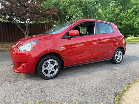 2015 Mitsubishi Mirage for sale in Fort Smith, AR