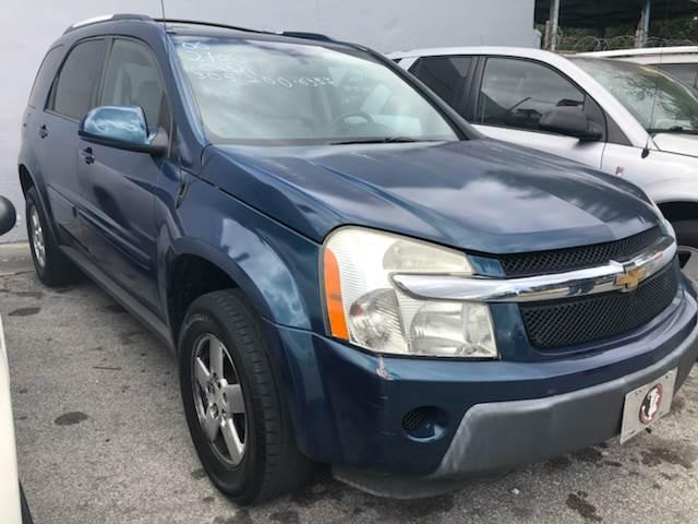 2006 Chevrolet Equinox For Sale At America Auto Wholesale Inc In Miami FL