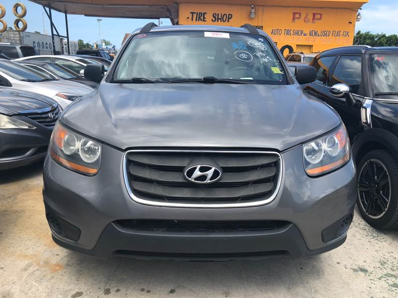 2010 Hyundai Santa Fe For Sale At America Auto Wholesale Inc In Miami FL