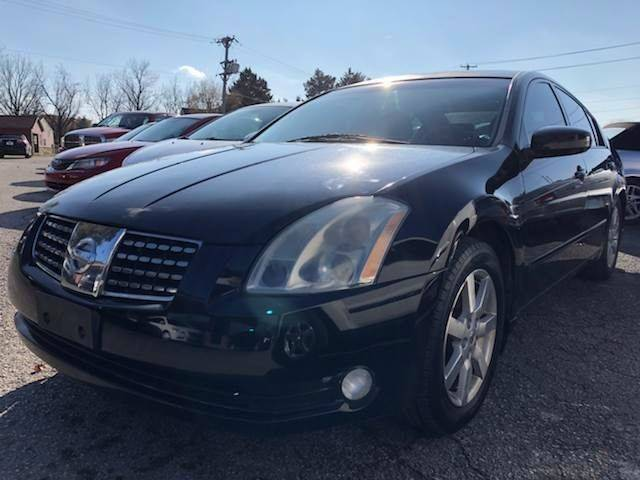 2005 Nissan Maxima For Sale At Auto Nova In O`Fallon MO
