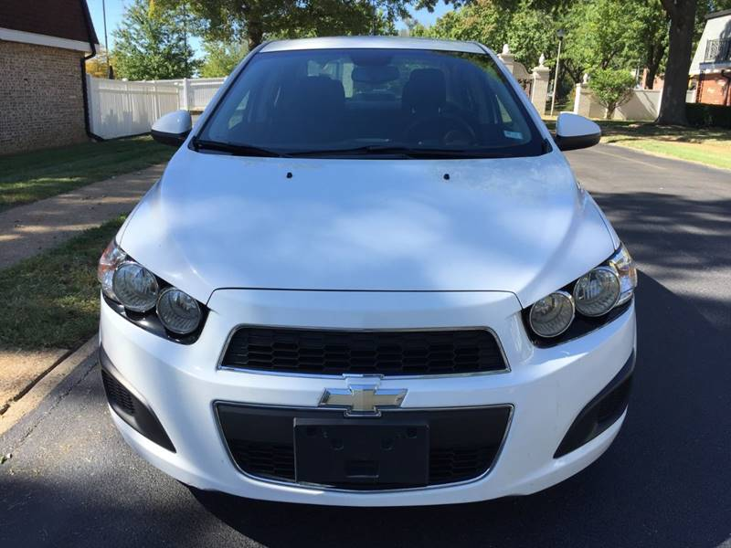 2012 Chevrolet Sonic For Sale At Auto Nova In St Louis MO