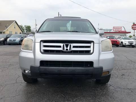 2008 Honda Pilot for sale in St Louis, MO