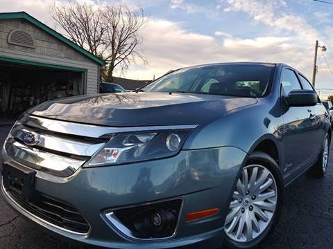 2012 Ford Fusion Hybrid for sale in St Louis, MO