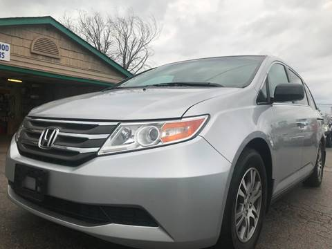 2012 Honda Odyssey for sale in St Louis, MO