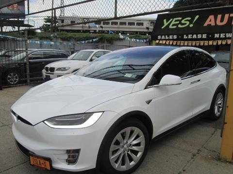 Tesla model x for sale new
