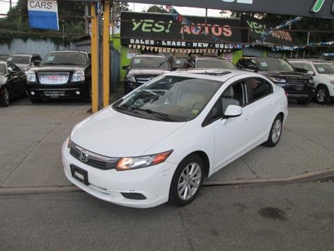 2012 Honda Civic for sale in Elmhurst, NY