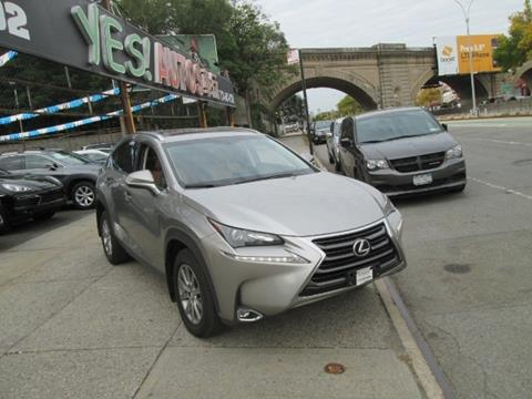 2015 Lexus NX 200t for sale in Elmhurst, NY