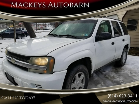 Chevrolet For Sale in Bedford, PA - Mackeys Autobarn