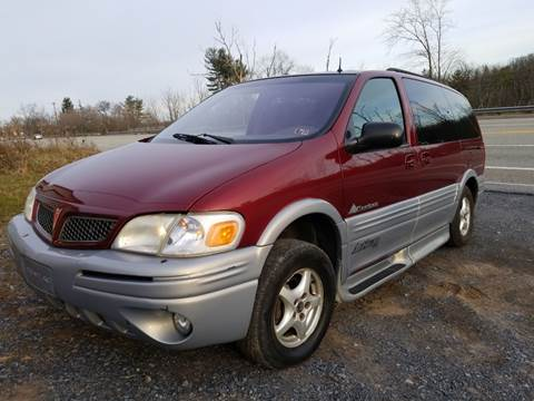 2001 Pontiac Montana for sale in Bedford, PA