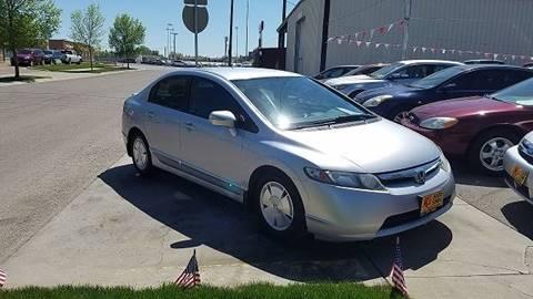2007 Honda Civic for sale in Great Falls, MT