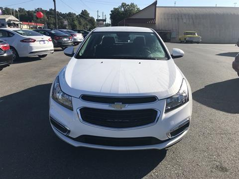 Finnicum Motor Company >> 2016 Chevrolet Cruze For Sale in Georgia - Carsforsale.com®