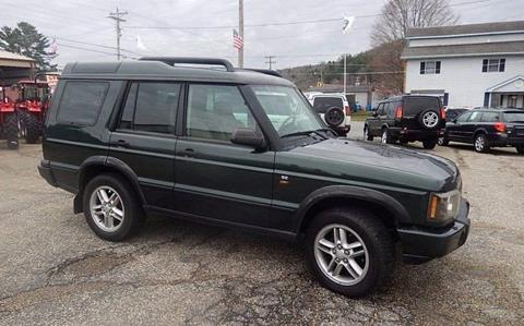 2004 Land Rover Discovery for sale in Newland NC & 2004 Land Rover Discovery For Sale - Carsforsale.com