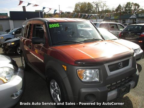 2005 Honda Element for sale in Fall River, MA