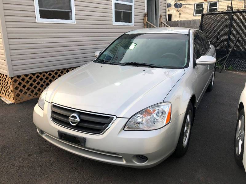 2003 Nissan Altima For Sale At Exotic Automotive Group In Jersey City NJ