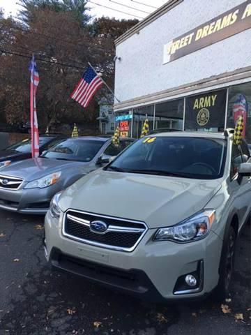 2016 Subaru Crosstrek for sale at Street Dreams Auto Inc. in Highland Falls NY