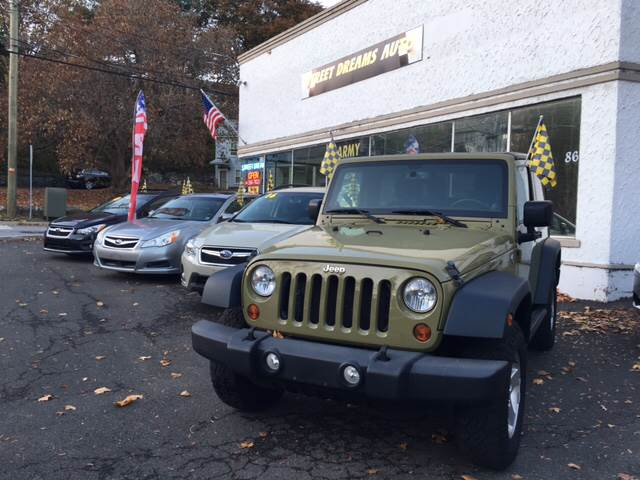 2013 Jeep Wrangler for sale at Street Dreams Auto Inc. in Highland Falls NY