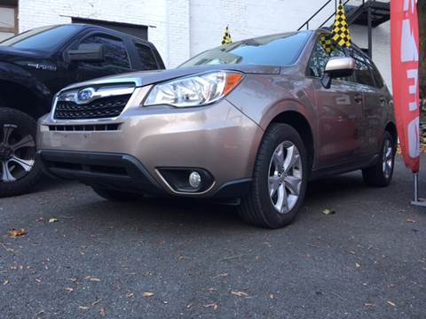 2015 Subaru Forester for sale at Street Dreams Auto Inc. in Highland Falls NY