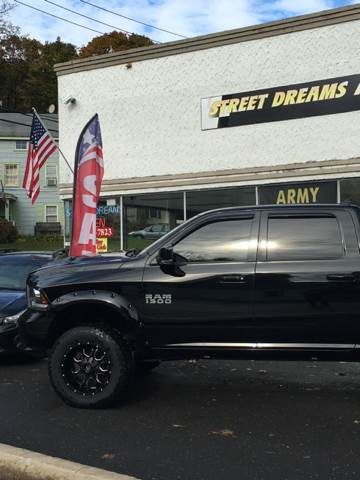 2014 RAM Ram Pickup 1500 for sale at Street Dreams Auto Inc. in Highland Falls NY