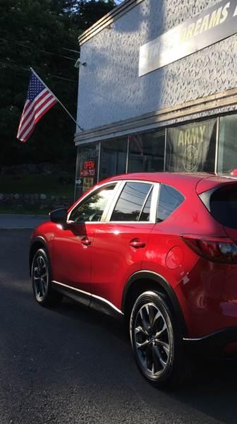 2016 Mazda CX-5 for sale at Street Dreams Auto Inc. in Highland Falls NY