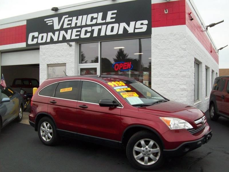 2007 Honda Cr V Awd Ex 4dr Suv In Waukesha Wi Vehicle Connections