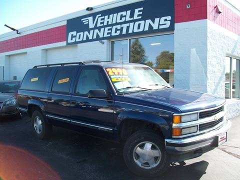 1998 Chevrolet Suburban for sale in Waukesha, WI