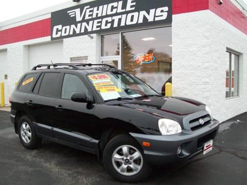 2006 Hyundai Santa Fe for sale in Waukesha, WI