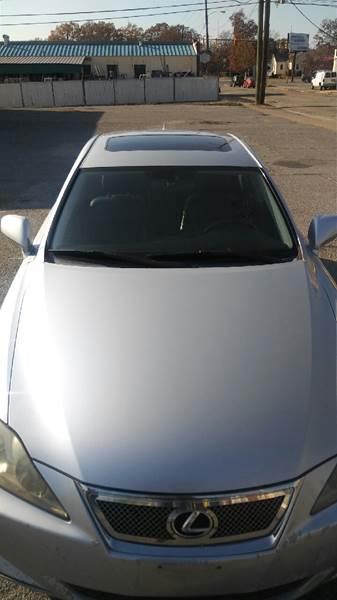 2007 Lexus IS 350 For Sale At Universal Auto Sales In Richmond VA