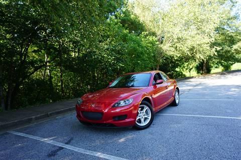 Mazda Dealership Atlanta >> 2008 Mazda Rx 8 For Sale In Mableton Ga