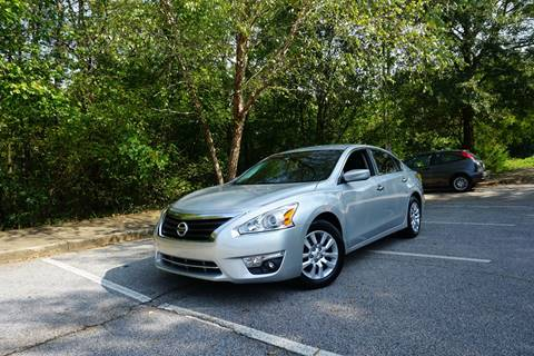 2015 Nissan Altima for sale in Mableton, GA