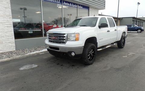 2013 GMC Sierra 2500HD for sale in Billings, MT