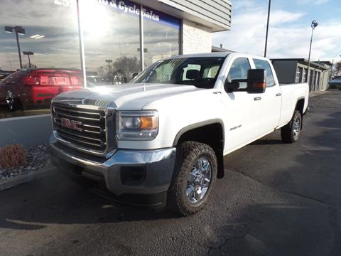 2016 GMC Sierra 3500HD for sale in Billings, MT
