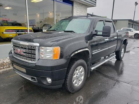 2011 GMC Sierra 2500HD for sale in Billings, MT