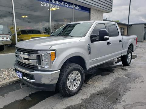Ford Billings Mt >> 2017 Ford F 250 Super Duty For Sale In Billings Mt