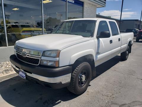 2007 Chevrolet Silverado 3500 Classic for sale in Billings, MT