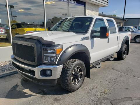 Ford Billings Mt >> 2014 Ford F 250 Super Duty For Sale In Billings Mt
