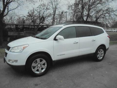 chevrolet traverse for sale in paris tx