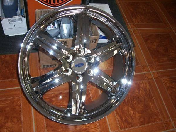 """ROUSH RACING 22"""" WHEEL FORD F150 NAVIGATOR EXPEDITION MARK for sale at AUTOTRAXX in Nanticoke PA"""