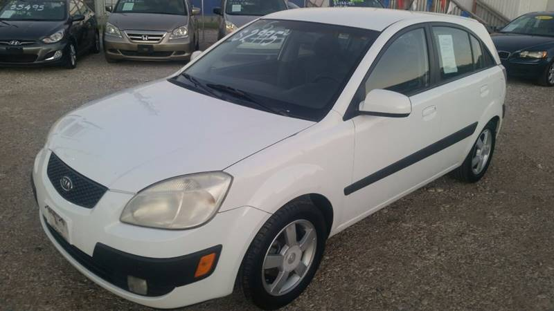 2006 Kia Rio5 Sx In San Antonio Tx Als Motors Auto Sales Llc