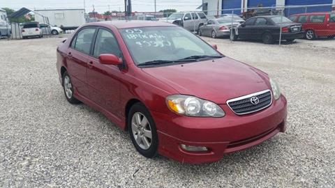 2005 Toyota Corolla for sale at Al's Motors Auto Sales LLC in San Antonio TX