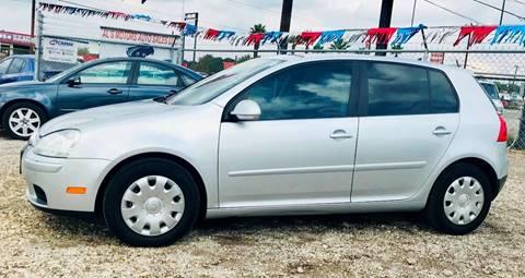 2007 Volkswagen Rabbit for sale at Al's Motors Auto Sales LLC in San Antonio TX